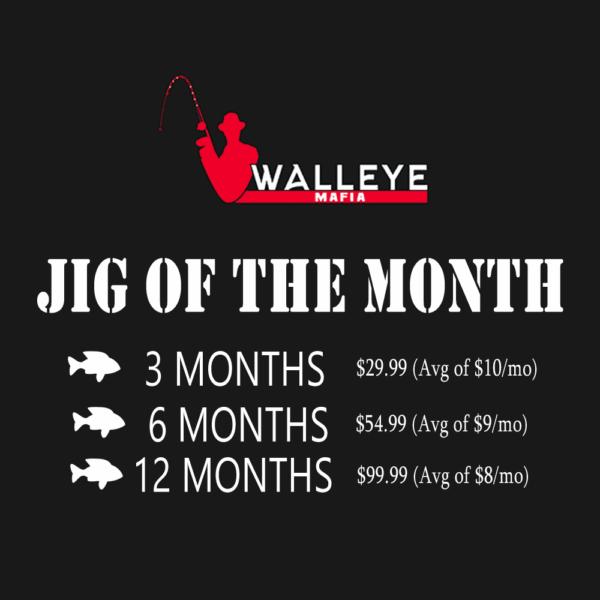 Jig of the month | Walleye Mafia